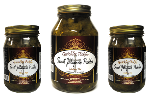 Pickle Jars Photo